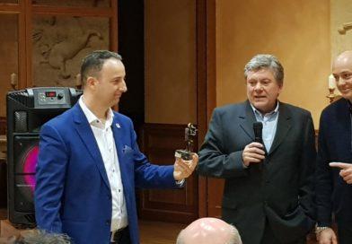 Asamblea CT CyL y Entrga trofeo Radioaficionado Ejemplar